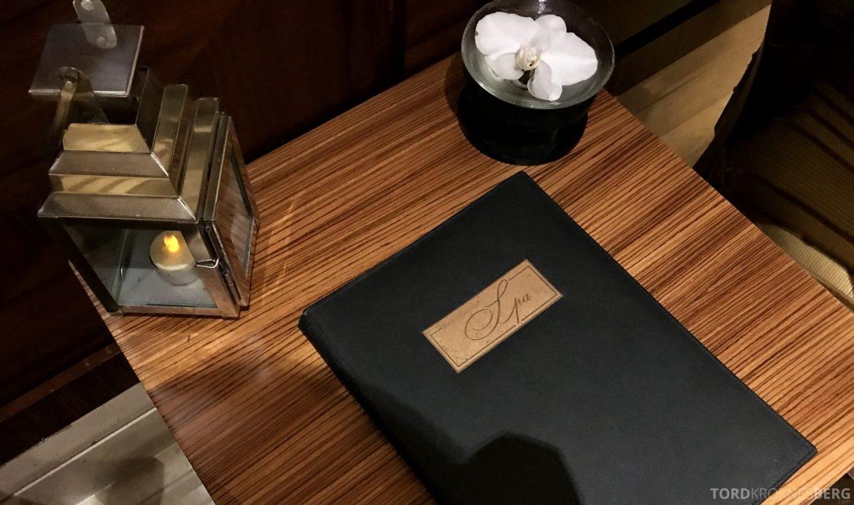 Ritz-Carlton Jakarta spa