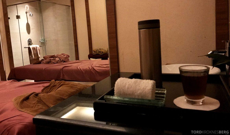 Ritz-Carlton Jakarta spa suite