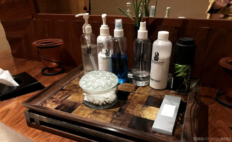 Ritz-Carlton Jakarta spa kremer