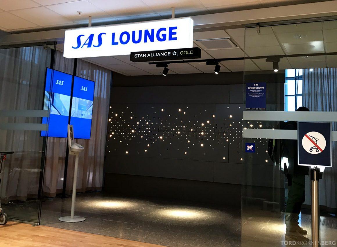 Soleus Massasje SAS Lounge inngang
