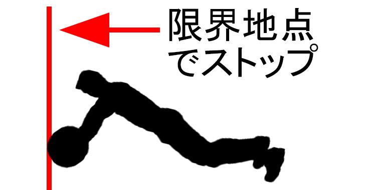 腹筋ローラー 解説2
