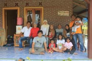 My Family @ Andra Homestay