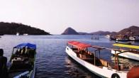 Suasana Pelabuhan Labuan Bajo