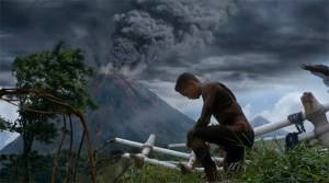 After Earth (2013) stars Wil Smith, Jaden Smith and Zoe Kravitz. Dir: M. Night Shyamalan