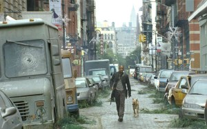 I Am Legend (2007) stars Will Smith. Dir: Francis Lawrence