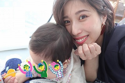 山田千尋と子供