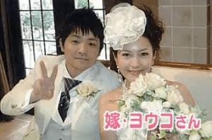 千鳥・ノブと嫁・洋子