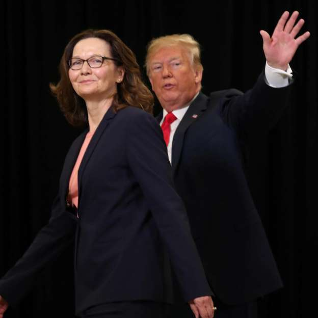 Haspel MIA Manifests Who the  Enemies of the American People Are