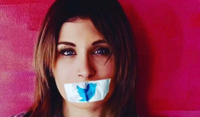 LOOMER BANNED FROM TWITTER