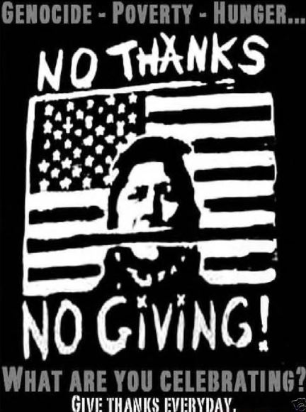 """WATCH:""""Thanks, But No Thanks-giving"""" Event Aimed At """"Decolonizing"""" Thanksgiving"""