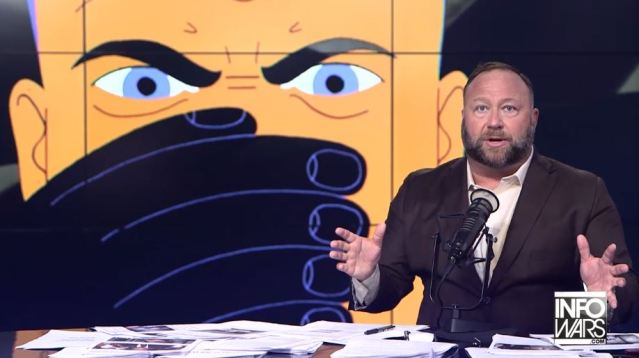 WATCH: Alex Jones States He's Being Framed By Business Insider, Zuckerberg & Instagram