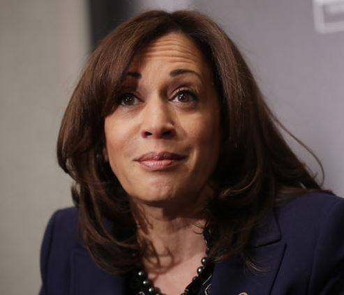 Presidential Hopeful Kamala Harris Contradicts Herself, Again