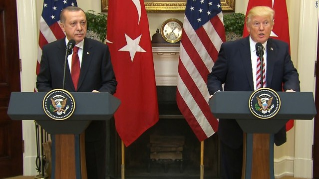 Breaking: President Donald J. Trump to Visit Turkey