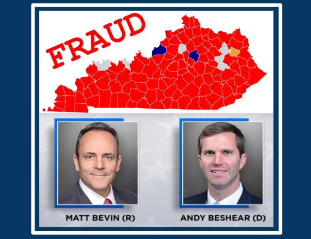 KY Election Fraud PART I — Whistleblower Dump Indicates Conflict Of Interest And Usurpation