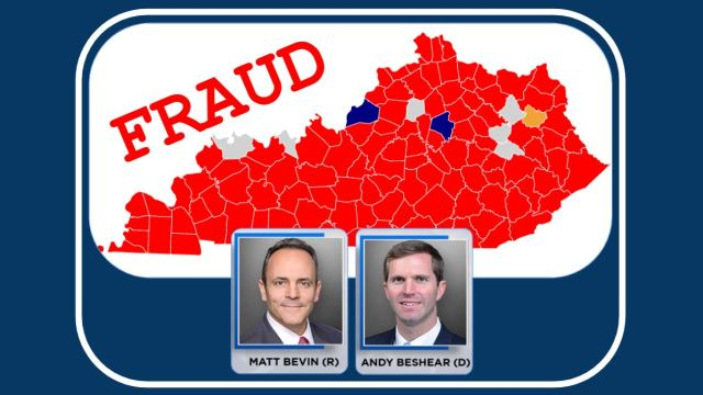 BREAKING: Voter Fraud Confirmed In Kentucky: Electoral Office Confirms 175k Voters Were Added Back To Voter Rolls In 2019