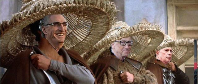 Big Trouble in Little China| Emperor Burgum of ND Introduces Obedience Scores For Going To Work