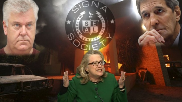 Tangled Web: John Kerry's Former Head of Security Detail Arrested for Molestation and Sodomy of a Child, Ties to Benghazi, the CIA, DSS, and Much More