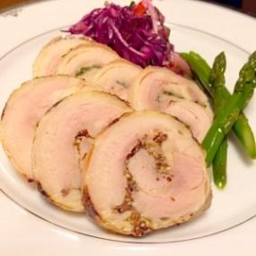 楽天レシピのススメ:焼き目の香ばしい減塩鶏ハム 〜ハニーマスタード〜