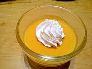 超簡単☆かぼちゃプリン:楽天レシピのススメ