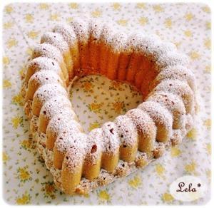 ハートのバナナケーキ:楽天レシピのすすめ