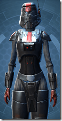 Imperial Trooper - Female Close