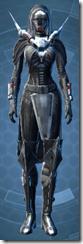 Battlemaster Weaponmaster Imp - Female Front