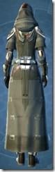 Force Champion Pub - Female Back