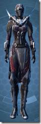 Battlemaster War Leader Imp - Female Front