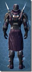 Battlemaster War Leader Imp - Male Back