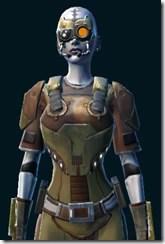 Mercenary Close
