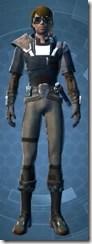 Gunslinger - Male Front