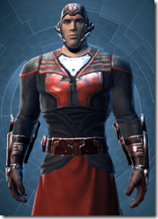 Sith Combatant - Male Close