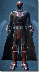 Warlord Elite - Male Front
