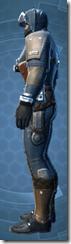 Civilian Pilot Left