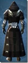 Force Battler Pub - Male Back