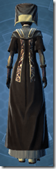 Force Magister - Female Back