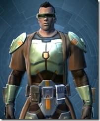 Jedi Battlelord - Male Close