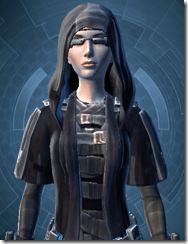 Jedi Myrmidon - Female Close