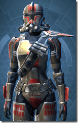 TT-17A Elite Vanguard Pub - Female Close