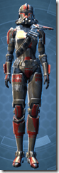 TT-17A Elite Vanguard Pub - Female Front