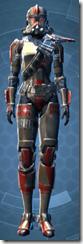 TT-17A Elite Vanguard Pub - Female Front