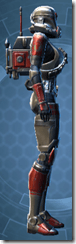 TT-17A Elite Vanguard Pub - Female Right