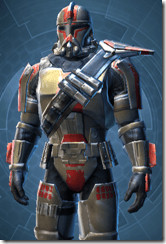 TT-17A Elite Vanguard Pub - Male Close