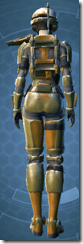 RD-14B Stealth Pub - Female Back