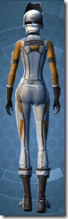 CorSec - Female Back