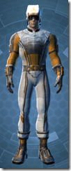 CorSec - Male Front