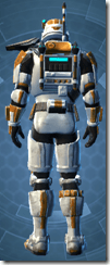 TD-17A Colossus - Male Back