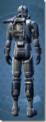 TT-15A Centurion - Male Back