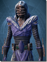 Grand Inquisitor - Male Close