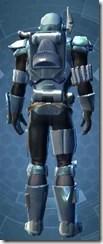 TT-17A Hydra - Male Back